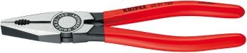 7651520180  Alicates universales     180 mm Nº0301 EAN  Knipex